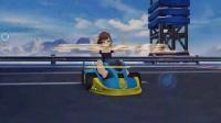 小许解说《QQ飞车》手游初体验试玩我也曾是个赛车高手飘逸哥