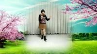 莲芳姐广场舞《老婆最大》32步