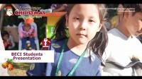 菲律宾游学BECI国际英语学院圣诞节校园Party