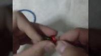 中国结论坛 双色玉米结绳手链 -- 绳结教程 视频教程  视频教程区