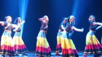 彝族舞蹈【蓝月亮】云南民族大学 少数民族舞蹈大赛