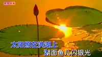 太阳照在洪湖上_吕俐版纯伴奏:警魂