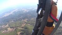 冬日暖阳-滑翔伞山野休闲飞行