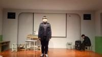 李杰声乐教学视频学生示范演唱祖国,慈祥的母亲演唱者张万莹
