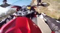 国外摩托大神max wrist 骑车视频_超清