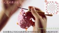 【K004】knits乐编—段染拼花毯编织视频
