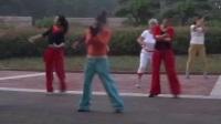 中油四季广场舞 跳到北京 集体版 附背面教学