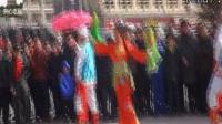 1-延安新闻广场延安清涧秧歌队迎新春演练【陕北大秧歌】