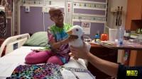 【触动力】为癌症儿童带去温暖My Special Aflac Duck机器鸭