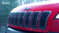 2019款Jeep自由光 取消分体式前大灯