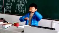 期末考试,37班(陈晓)喜欢他编创的动作