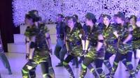 基督教青年舞蹈《主的号角要吹响》