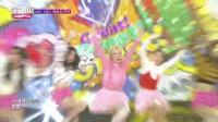 MOMOLAND BBoom BBoom,冠军秀现场版!粉丝们的回应屌炸天