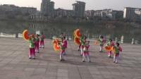内江助老之家舞蹈班--踏歌起舞的中国