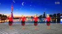 龙门红叶广场舞《一起走天涯dj》