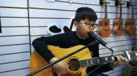 我们不一样 吉他弹唱 凤城律动吉他行学员 艾长富