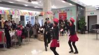 潘家园激情水兵舞队迎新春联欢会