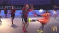 Ronaldinho Destroying Skills & Tricks in Premier Futsal 2017