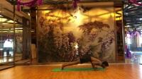 Ashtanga yoga primary series or first series with Sri yoga Mysore