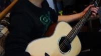 吉他弹唱 周杰伦新歌 等你下课