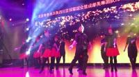 冬冬水兵舞 四川绵阳团队《女兵》18.1