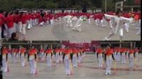 2018年南宁老年人迎新春联欢活动