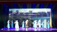 歌伴舞:  老街, 演唱: 程光,  编导: 卢雪,  伴舞: 新疆石河子金色年华舞蹈队