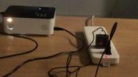 天猫魔盒连接投影仪