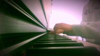等你下课,钢琴🎹