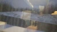 K7228次亚布力南站1站台1道发车