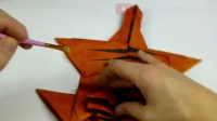 P3折纸神谷教程虎教程Origami TIGER Tutorial (Satoshi Kamiya) Part 3-3
