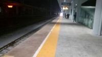 C1024次(延吉西—长春)进安图西站2站台4道