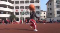 武义县武川小学篮球运动会