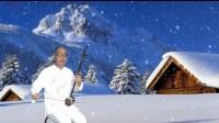 武哥二胡拉歌曲《我爱你塞北的雪》
