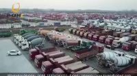 PHOENIX Our Used Truck Yard which are biggest in China