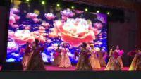 《盛世欢歌》表演:凤红艺术团,队形指导:和路雪