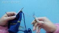 【乖诺诺】圣诞拿铁-上集  复古青果领重工十字绣中性儿童毛衣 棒针新手超清视频教程 儿童宝宝毛衣教程