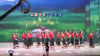 广西柳州彩虹健身队参加舞动时代春晚与南昌星月舞队同台表演   <天赐缘  >