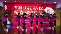 珊瑚颂~上海城花广场舞姐妹~指导:姚老师.蒙蒙老师
