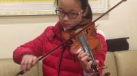 G大调 天空之城−小提琴