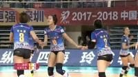1月19日女排超级联赛第19轮八一vs北京全场