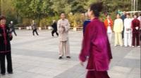 扎西传统杨式太极拳敦化培训初级班第一期结业暨新老拳友交流练拳好处