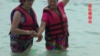 泰国七日游游览珊瑚岛,神仙半岛2017.12.22