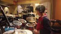 顺德 文青·超级鼓手 爵士鼓 学员 何梓昊 《Kaiser Roll》