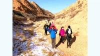 兵沟大峡谷20公里徒步
