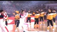 WCBA全明星-高能!女篮姑娘斗舞 轻松驾驭神曲
