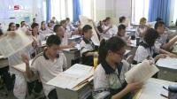 2015届华山中学高考壮行视频——相信自己