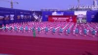 2018最新就爱广场舞 北京索洁广场舞苏州新舞发布会 300人活动视频 原版