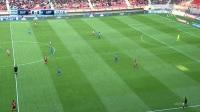 Manuel Maroan Costa2017-03-12希腊超联Olympiakos Piraeus2-0 Atromitos上半场,红衣6号,35分进球