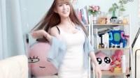 cocolove 超美韩国美女主播包殿超短裙直播间内热舞视频秀_标清